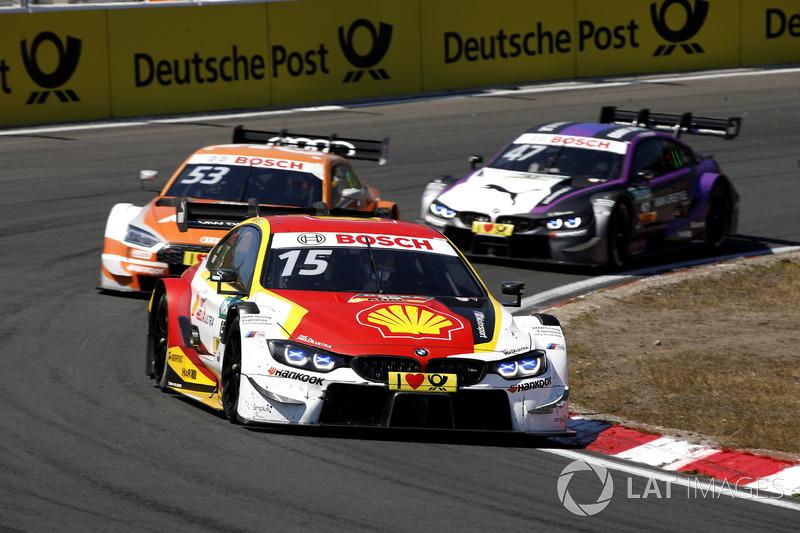 02. Augusto Farfus, BMW Team RMG, BMW M4 DTM