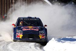 Кімі Райкконен, Кай Ліндстрьом, Citroën C4 WRC