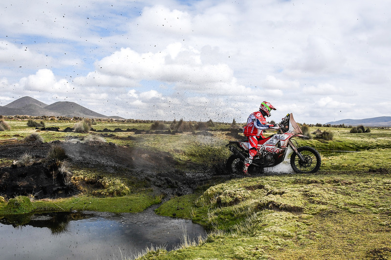 #60 GasGas Rally Team: Жонатан Барраган