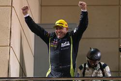 Podio LMGTE AM: il vincitore Paul Dalla Lana, Aston Martin Racing