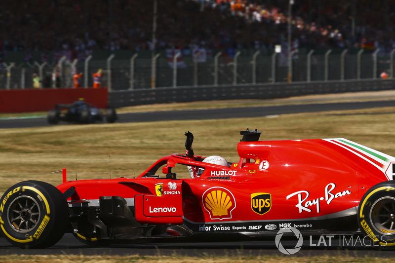 2 місце — Себастьян Феттель (Німеччина, Ferrari) — коефіцієнт 2,75