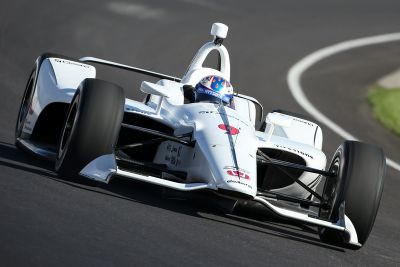 Indianapolis October testing