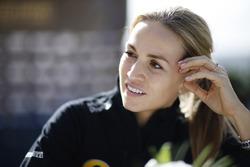Carmen Jorda, Lotus-Entwicklungsfahrerin