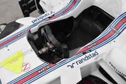Williams FW40 cockpit