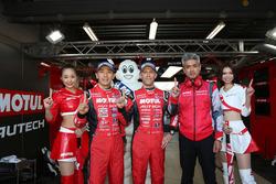 Polesitters #23 Nismo Nissan GT-R Nismo GT3: Tsugio Matsuda, Ronnie Quintarelli