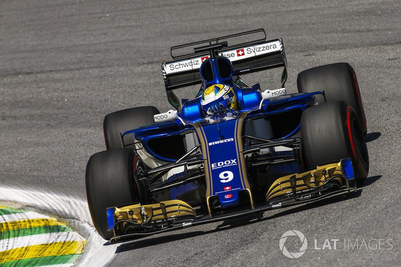 Marcus Ericsson, Sauber C36 (P)