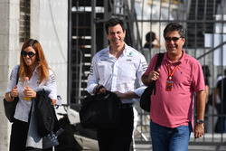Toto Wolff, Mercedes AMG F1 Director of Motorsport