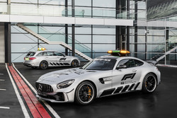 2018 Mercedes-AMG GT R Official F1 Safety Car