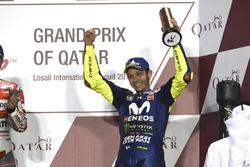 Valentino Rossi, Yamaha Factory Racing, troisième