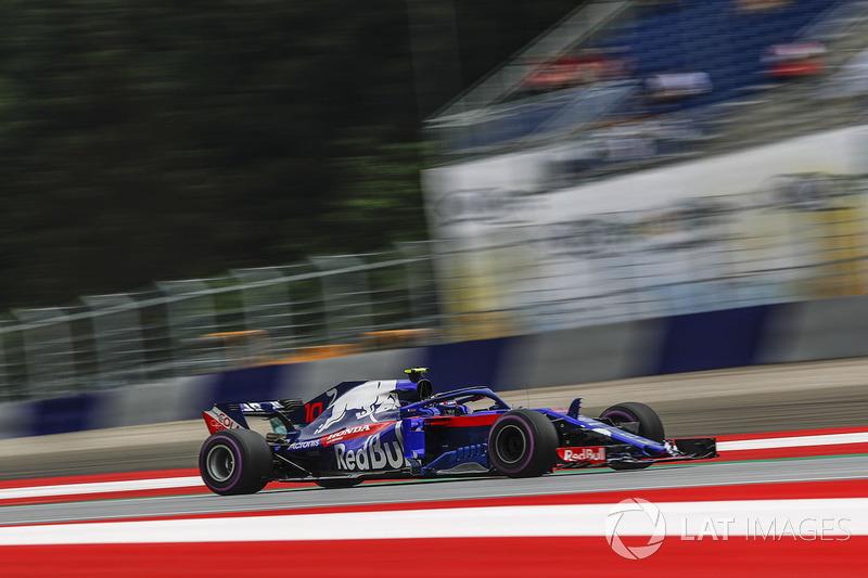 12: Pierre Gasly, Scuderia Toro Rosso STR13, 1'04.874