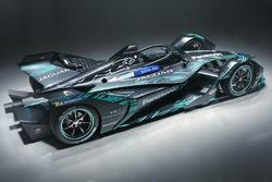 Coche Jaguar Racing Fórmula E