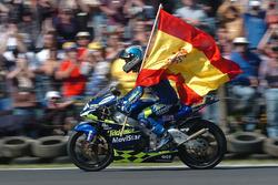 Campeón mundial Dani Pedrosa