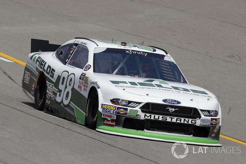 Kevin Harvick, Biagi-DenBeste Racing, Ford Mustang FIELDS