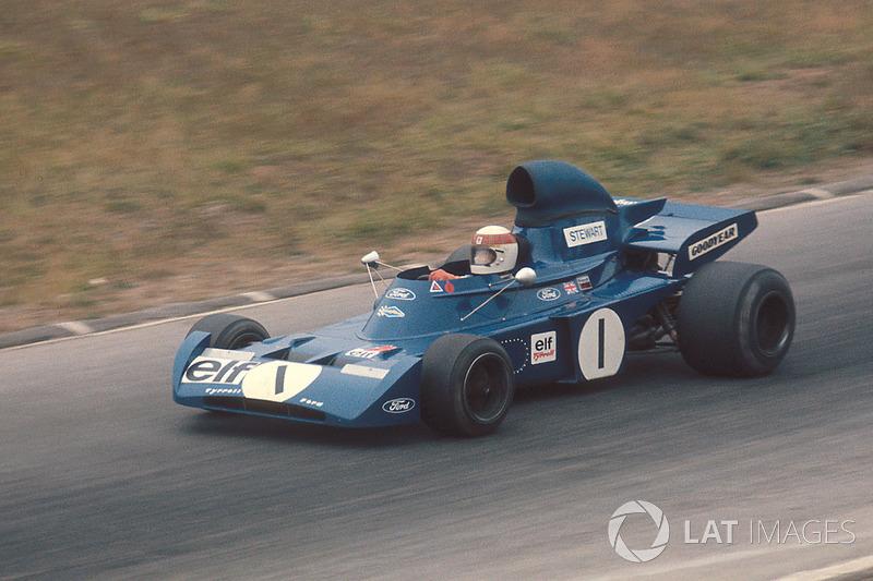 1972: Jackie Stewart (Tyrrell Racing 005 Ford)