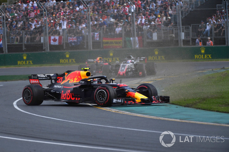 6e : Max Verstappen (Red Bull Racing)