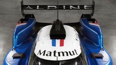 Alpine LMP1 - Prezentacja