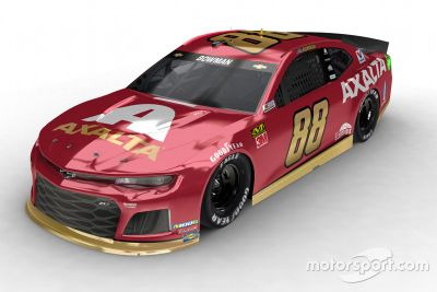 Decoración Alex Bowman