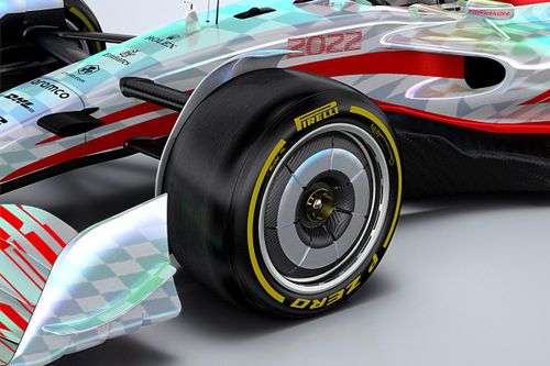 Presentación F1 2022