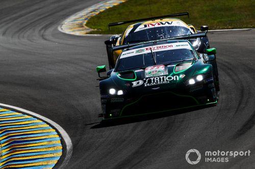 Día de pruebas 24h Le Mans