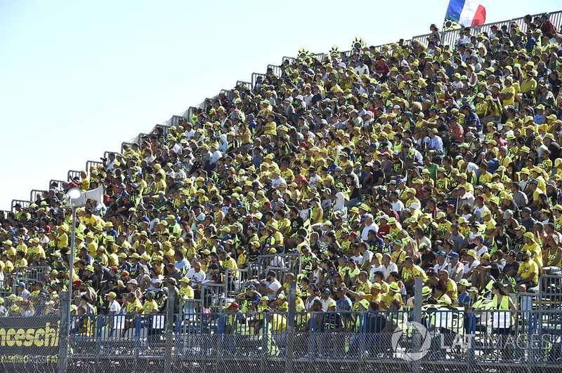 #10 GP de Saint-Marin : 159'120 spectateurs