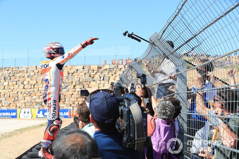 #14 GP de Aragón - Victoria: Marc Márquez