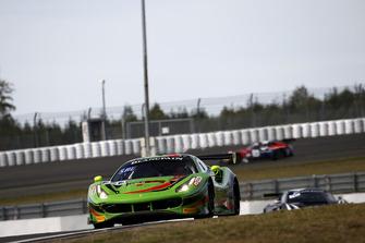#333 Rinaldi Racing Ferrari 488 GT3: Rinat Salikhov, David Perel