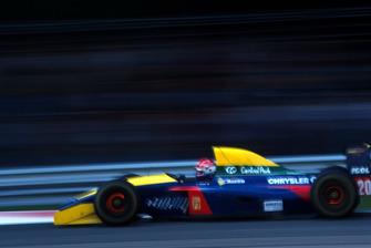 Erik Comas, Larrousse F1