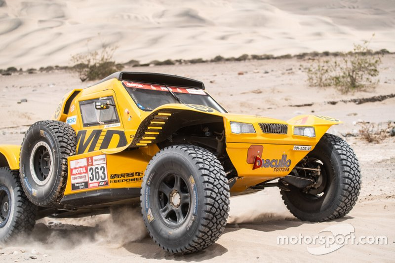 #363 MD Rallye Sport: Rémy Vauthier