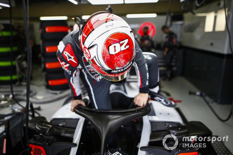 9 місце — Кевін Магнуссен, Haas — 55