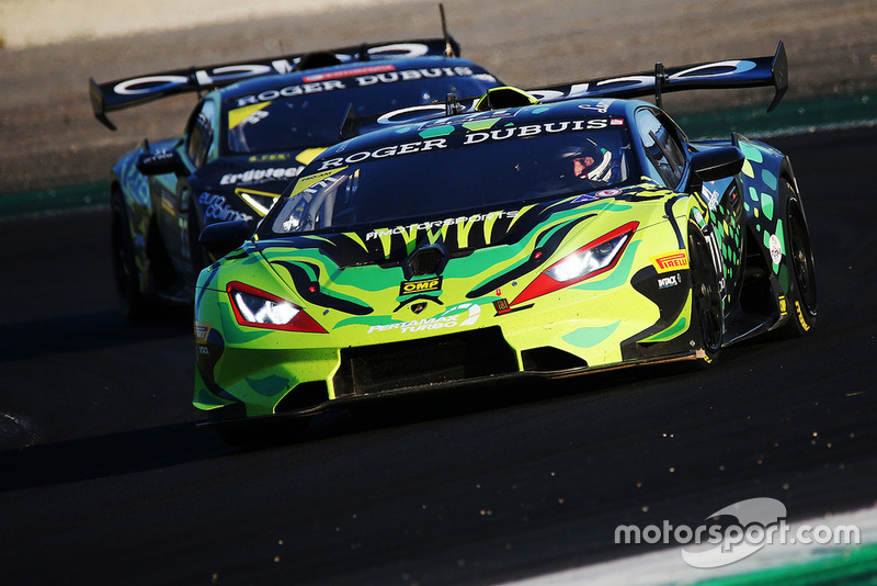 Lamborghini Huracan Super Trofeo Evo #171 P1 Motorsports: Loris Spinelli, JC Perez