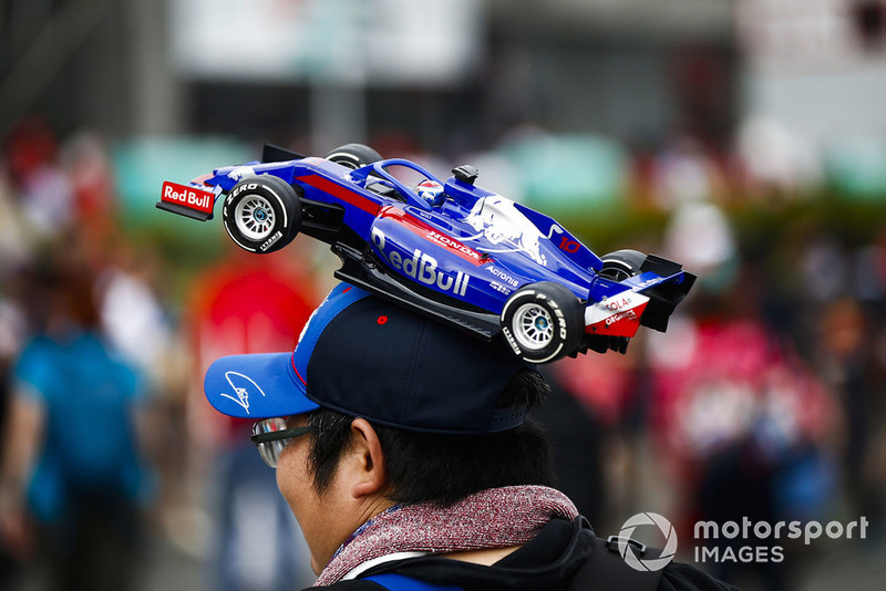 Toro Rosso taraftarı