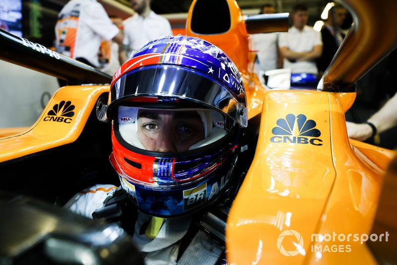 GP Abu Dhabi - Fernando Alonso