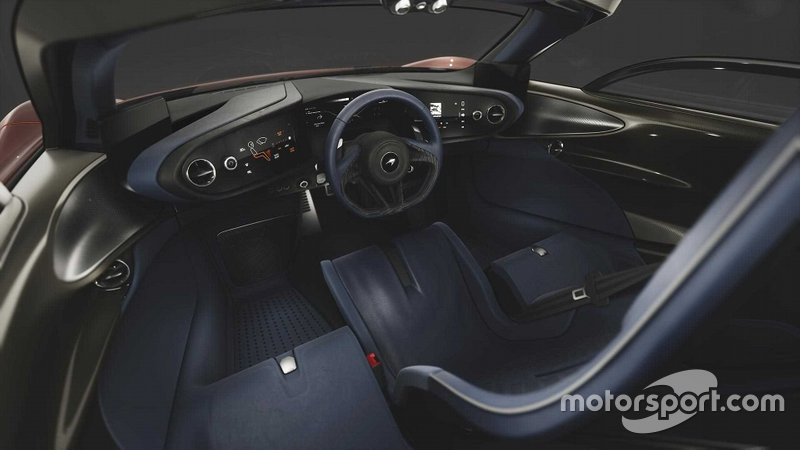 McLaren Speedtail Astral Concept