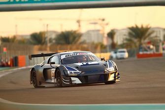 #99 Attempto Racing Audi R8 LMS GT3: Stanislav Minsky, Klaus Bachler, Nick Foster