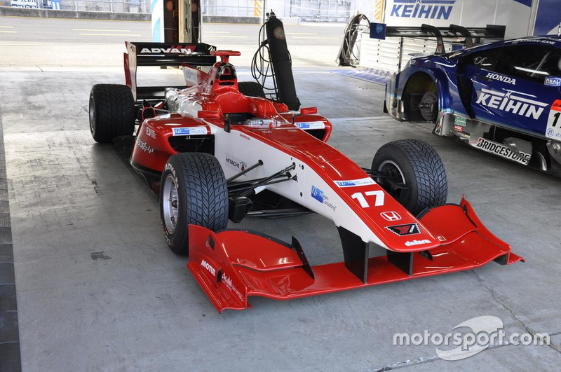 Super Formula, tim REAL RACING