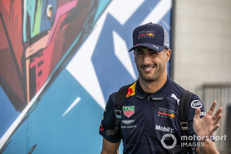 #3 Daniel Ricciardo