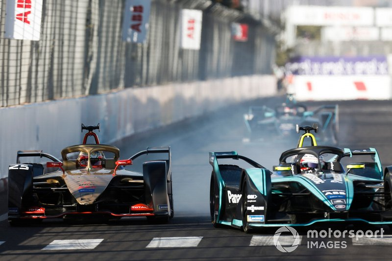 Nelson Piquet Jr., Jaguar Racing, Jaguar I-Type 3, lotta con Jean-Eric Vergne, DS TECHEETAH, DS E-Tense FE19
