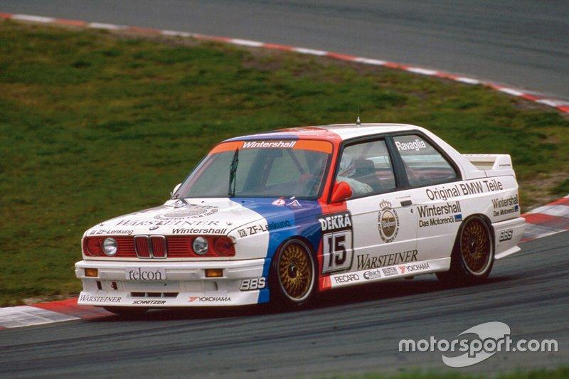 1989 DTM: Roberto Ravaglia