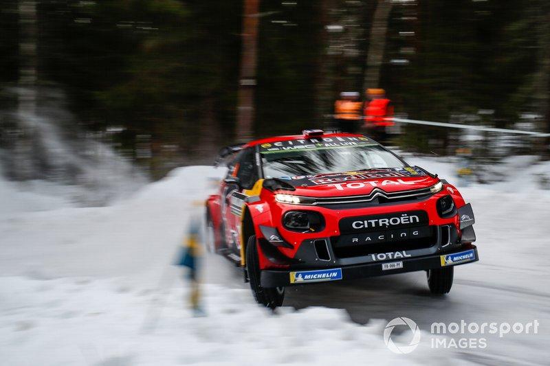 Esapekka Lappi, Janne Ferm, Citroen World Rally Team, Citroen C3 WRC 2019
