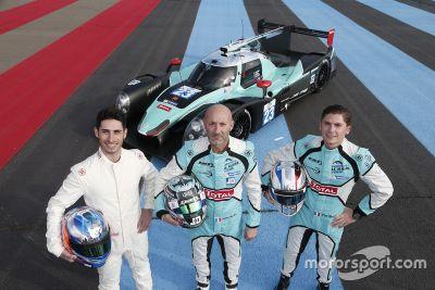 Annonce des pilotes Panis-Barthez Compétition
