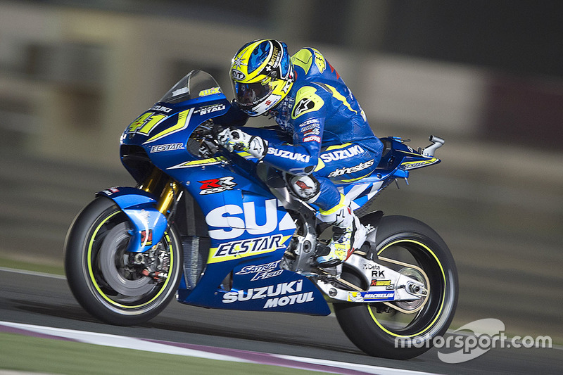 Aleix Espargaro, Team Suzuki Ecstar, Suzuki