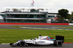 Alex Lynn, Williams FW38 Piloto de desarrollo