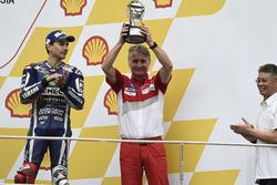 Podio: Paolo Ciabatti, Direttore Sportivo Ducati Corse