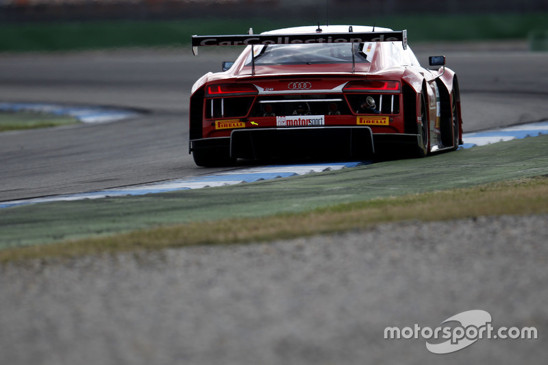 #34 Car Collection Motorsport, Audi R8 LMS: Max Edelhoff, Marc Basseng.
