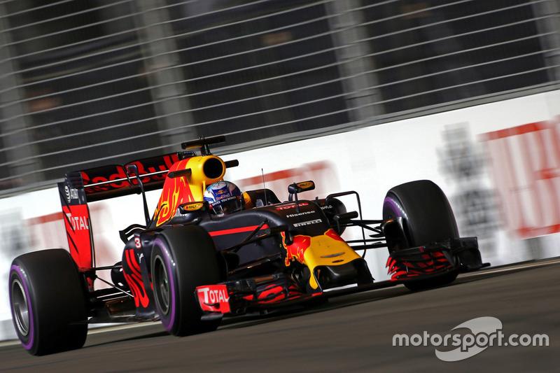 2: Даніель Ріккардо, Red Bull Racing