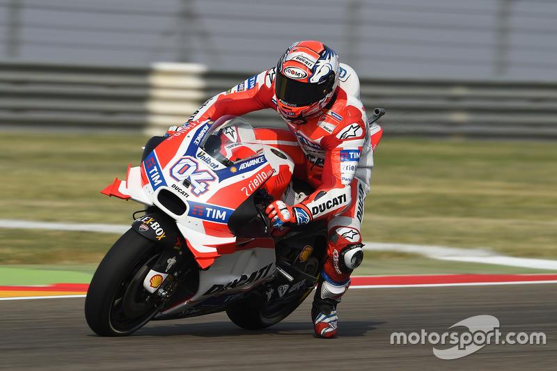 4. Andrea Dovizioso, Ducati Team