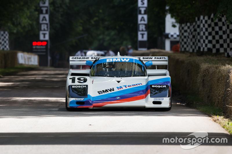 March - BMW 86G - Peter Garrod