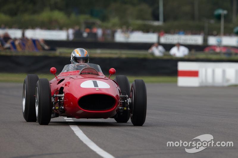 Ferrari 246 Dino - 1960 - Rob Hall