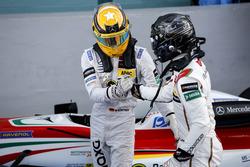 Maximilian Günther, Prema Powerteam Dallara F312 - Mercedes-Benz and Lance Stroll, Prema Powerteam D