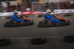 Гонка Red Bull Kart Fight
